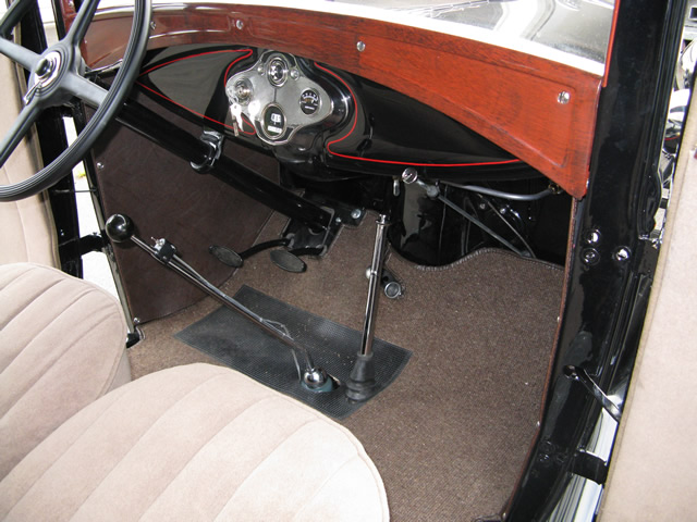 1930 model a ford tudor by b terry model a ford restoration. Black Bedroom Furniture Sets. Home Design Ideas